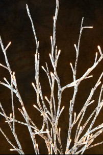 60 Light Birch Branch with LEDS [184135]