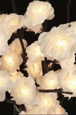Cream Mini Rose 60 Light LED [184154]