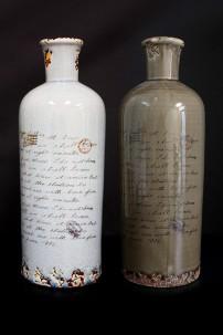 Ceramic Vase (2 Assorted) [201291]