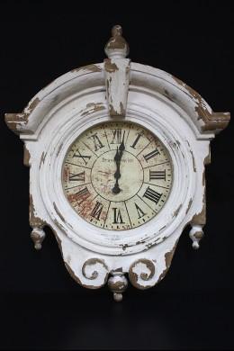 """Fiberglass Wall Clock 34""""W, 44""""H [201318] SHIPS PALLET ONLY"""
