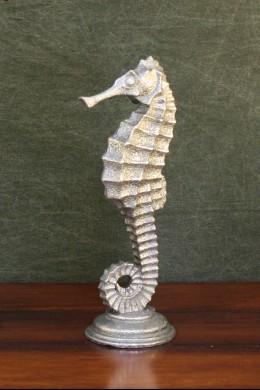 Silver Seahorse Small [376010]