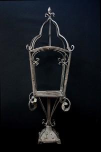 "Lantern - Gaslamp Quarter, Black, Height: 27.5"" [901201]"