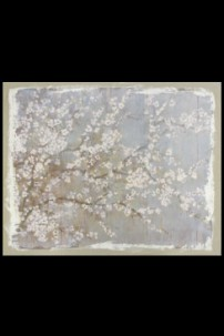 """60"""" x 48""""  CHERRY BLOSSOM WALL CANVAS [901261] SHIP PALLET ONLY"""