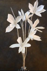White Foam Flower 53 Inch [FF1420]