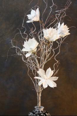 White Foam Flower 60 Inch [FF1640]