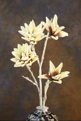 Cream Foam Flower 40 Inch [FF1750]
