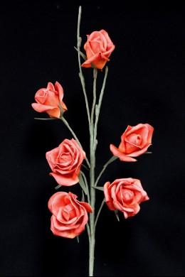 """Orange Foam Flower 37"""" [FF2219]"""