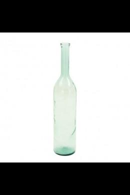 """40""""H GLASS BOTTLE VASE SHIPS PALLET ONLY [201426]"""