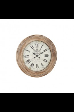 """30""""W x  30""""H WALL CLOCK [201505] SHIPS PALLET ONLY"""