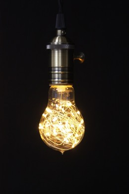 "1W, 30 LED STRING LIGHT BULB, 4.5""Hx2.25""W [451251]"