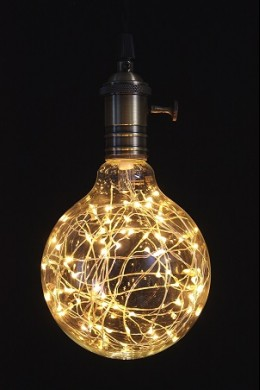 "1W, 60 LED STRING LIGHT BULB, 6.75""H, 5""W [451253]"
