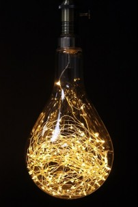 "3W, 108 LED STRING LIGHT BULB, 12.75""Hx6.25""W [451254] PRE-ORDER AVAILABLE SEPT 1ST 2018"