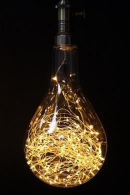 "3W, 108 LED STRING LIGHT BULB, 12.75""Hx6.25""W [451254]"
