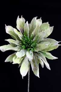 "GREEN FOAM FLOWER 36""H x 16""D [FF2250]"