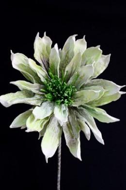 """GREEN FOAM FLOWER 36""""H x 16""""D [FF2250]"""