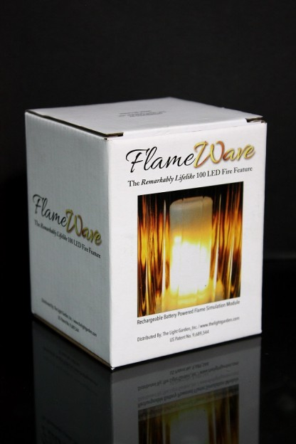 Flame Wave Module, 100 LEDs Remote Capable [442151]