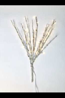 "20"" Birch Branch with 60 Warm White LEDS [184135]"