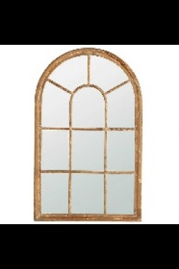 "34""W x 54""H LARGE ARCHED MIRROR (901363) SHIPS PALLET ONLY"
