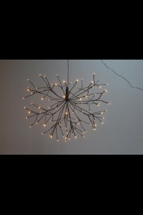"""21""""D Starburst Willow with 96 Warm White LEDS (184161)"""