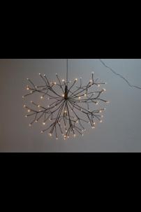 """STARBURST WILLOW 21"""" D, 96 WARM WHITE LED'S (184161)"""