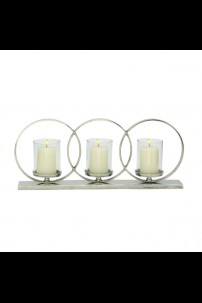 3 CT RING CANDLE HOLDER (201438)