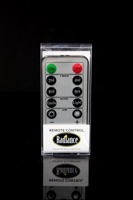 OUT OF STOCK  RADIANCE 10 BUTTON REMOTE CONTROL [478200]