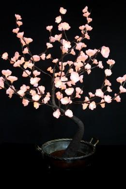 Bonsai Tree Pink 128 Light [184153]
