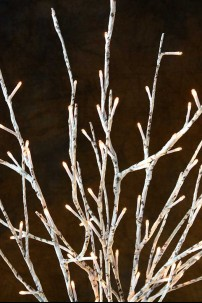 96 Light Birch Branch with LEDS [184158]
