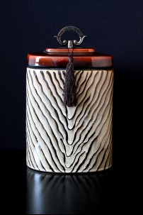 Ceramic Jar 14 Inch [201113]