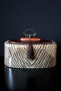 Ceramic Jar 8 Inch [201114]