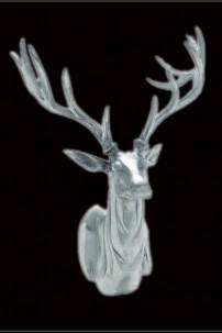 Aluminum Trophy Head [201293]