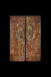 "Canvas Art Set of 2 59""H, 20"" W [201309]"