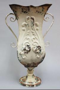 """Metal Vase 13"""", 21"""" [201388]"""