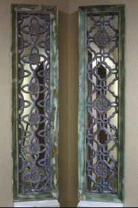 Wood Wall Panel (Set of 2) 12 Inches x 50 Inches 201405
