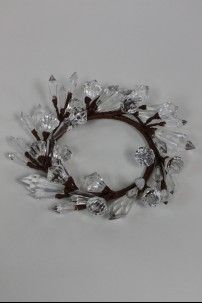 "Diamond Ring, Clear 4"" [220136]"