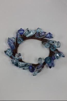 """Diamond Ring, Blue 4"""" [220138]"""