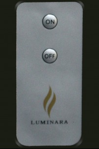 REMOTE CONTROL FOR LUMINARA FLAMELESS CANDLE [312105]