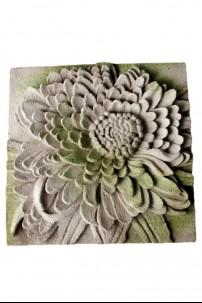 Chrysanthemum Plaque [367126]