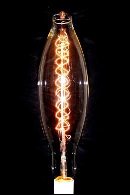 Edison Bulb, Gold 3.5K-F5 120V 100W [394166]
