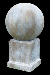 "Urban Sphere Outdoor Fountain 26"" x 44"" [901232]"