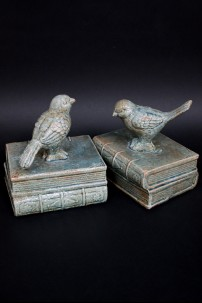 Birds on a Base, Set of 2 [901243]