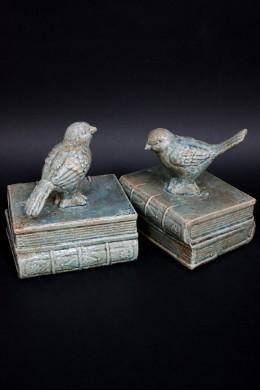 Birds on a Base, Set of 2 [901243]