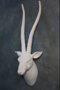 """Antelope Head 9.9"""" x 8.8"""" x 26.6"""" [901276]"""