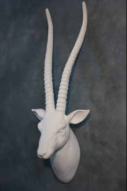 "Antelope Head 9.9"" x 8.8"" x 26.6"" [901276]"