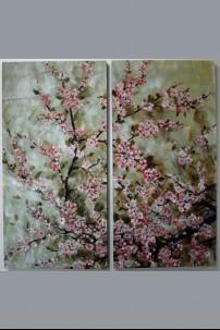 Elise Cherry Bloom Canvas 901283