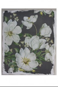 MAGNOLIA BLOOMS CANVAS [901289] MUST SHIP ON PALLET