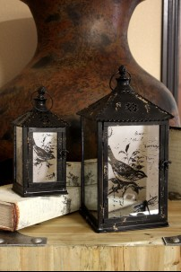 Lanterns Set of 2 [901293]