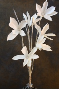 White Foam Flower 53 Inch [FF1420]