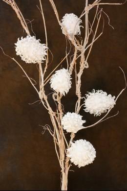 White Artichokes 55 INCH [FF2060]