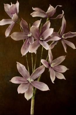 "Mauve Foam Flower 53"" [FF2115]"